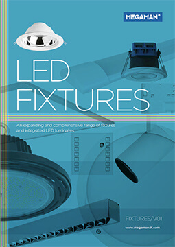 Megaman LED Fixtures Catalogue