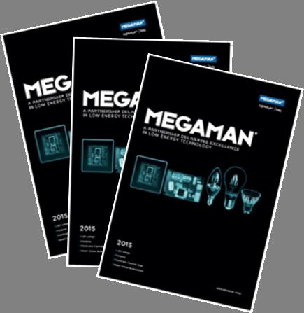 Introducing exciting new products from Megaman in 2015