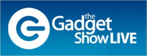 Don't forget that LightwaveRF and Megaman will be at The Gadget Show Live, NEC