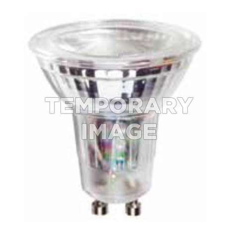 5.5W GU10 COMPACT Dimming Glass Finish LED 2800K