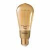 3W Gold Filament ST58 Lamp Dimming E27