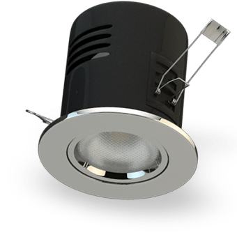VersoFIT Fixed Fire Rated Downlighters